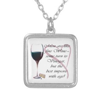 Los hombres son como los regalos del vino fino grimpolas