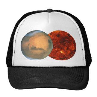 Los hombres son de Marte - las mujeres son de Gorro