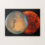 Los hombres son de Marte - las mujeres son de Venu Puzzles Con Fotos