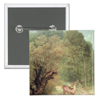 Los Hueva-Ciervos cazados en la alarma, primavera, Pin