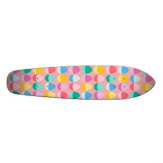 Los huevos de Pascua en colores pastel Tablas De Patinar