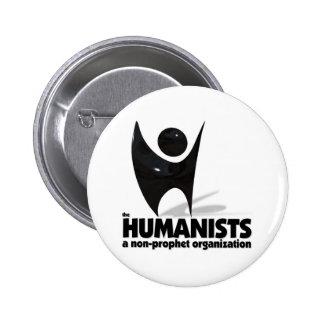 Los humanistas pin redondo 5 cm