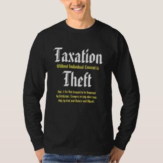 Los impuestos sin consentimiento individual son playera