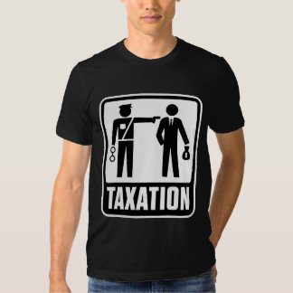 Los impuestos son camisa del hurto