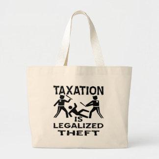 Los impuestos son hurto legalizado bolsas