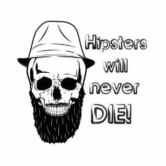 ¡Los inconformistas nunca morirán! Fotoescultura Vertical