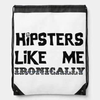 Los inconformistas tienen gusto de mí mochilas