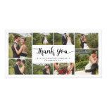 Los | indicados con letras que se casan le tarjeta con foto personalizada