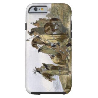 Los indios del cuervo, platean 13 del volumen 1 de funda de iPhone 6 tough