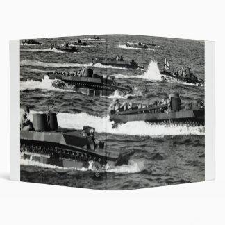 """Los infantes de marina de WWII LOS E.E.U.U. invade Carpeta 1"""""""