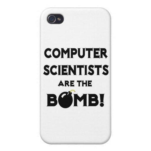 ¡Los informáticos son la bomba! iPhone 4 Cobertura