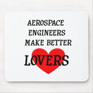 Los ingenieros aeroespaciales hacen a mejores aman alfombrilla de raton