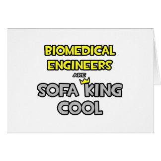 Los ingenieros biomédicos son rey Cool del sofá Tarjetas