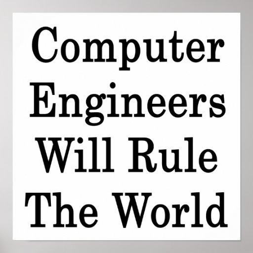 Los ingenieros informáticos gobernarán el mundo impresiones