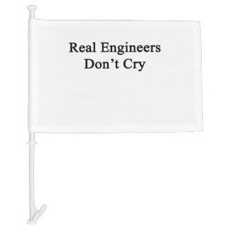 Los ingenieros reales no lloran
