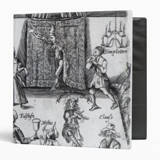 """Los ingenios, o, deporte sobre el deporte, 1662 carpeta 1 1/2"""""""