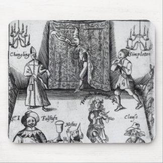Los ingenios, o, deporte sobre el deporte, 1662 tapetes de ratones
