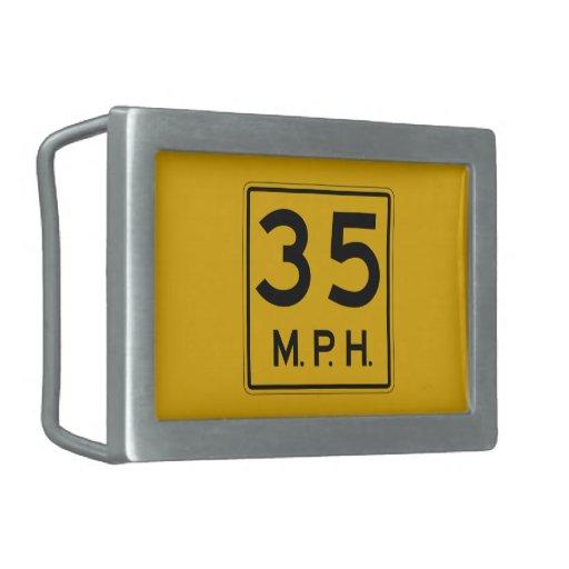 Los ingleses consultivos de la velocidad, trafican