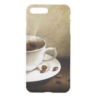 Los iPhone7 del amante del café despejan el caso Fundas Para iPhone 7 Plus