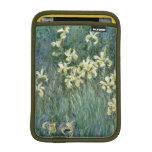 Los iris amarillos (aceite en lona) fundas iPad mini