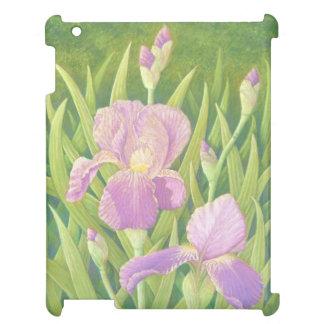 Los iris en Wisley cultivan un huerto, caso del