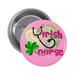 Los irlandeses cuidan los regalos artsy del corazó pin