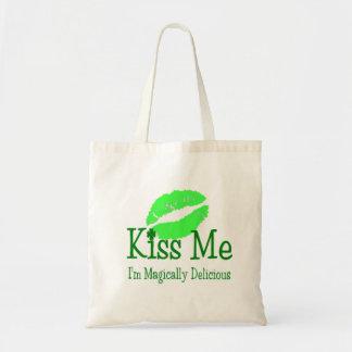 los irlandeses me besan totebag bolsa de mano