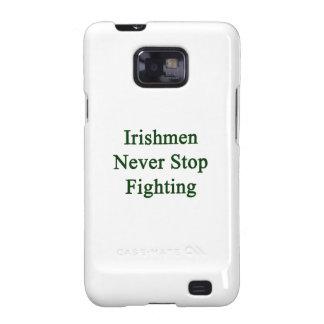 Los irlandeses nunca paran el luchar samsung galaxy s2 carcasa