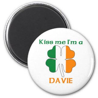 Los irlandeses personalizados me besan que soy Dav Iman