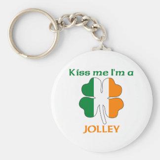 Los irlandeses personalizados me besan que soy Jol Llavero