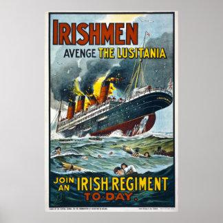 Los irlandeses se vengan la extra grande del Lusit Impresiones