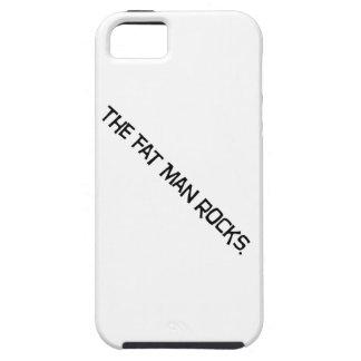 Los iRocks gordos del hombre… iPhone 5 Fundas