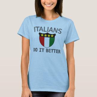 Los italianos mejora playera