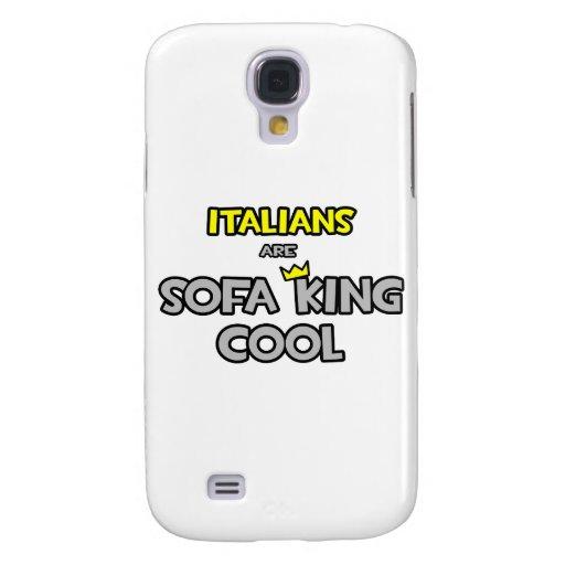 Los italianos son rey Cool del sofá