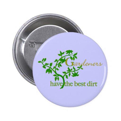 Los jardineros tienen la mejor suciedad pin redondo de 2 pulgadas