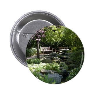 Los jardines de Botanica sombrearon la trayectoria Pin