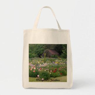 Los jardines de Margaret y totes del ultramarinos  Bolsa Tela Para La Compra