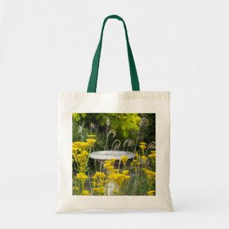 Los jardines secretos del bocadillo bolsa tela barata