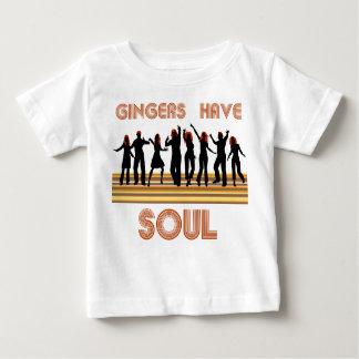 Los jengibres tienen tren de las almas t shirts