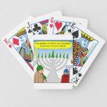 los judíos x04 tienen gusto del dibujo animado del baraja cartas de poker