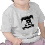 """Los juegos de JCW """"soy camiseta del bebé de un vid"""