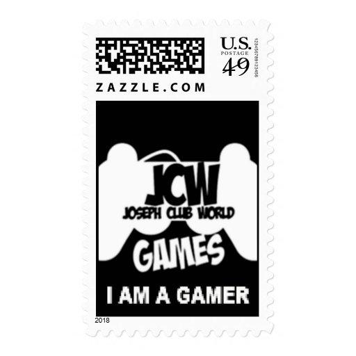 """Los juegos de JCW """"soy sello de un videojugador"""""""