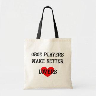 Los jugadores de Oboe hacen a mejores amantes