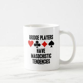 Los jugadores de puente tienen tendencias taza clásica