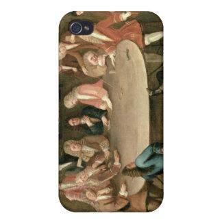 Los jugadores iPhone 4/4S carcasa