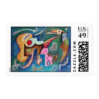 Los Kioskos de Ropa Sabor postage stamp
