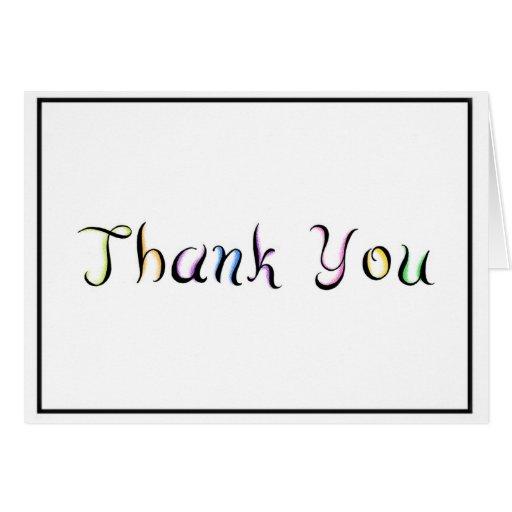 Los KRW le agradecen Felicitaciones