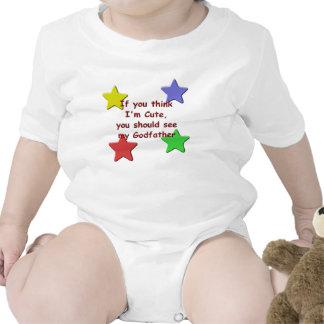 Los KRW si usted piensa que soy lindo consideran a Trajes De Bebé