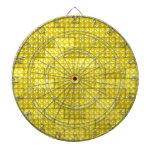 Los ladrillos del constructor - amarillo tablero de dardos