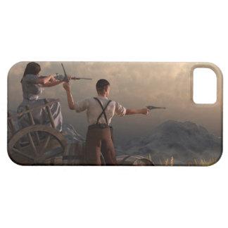 Los ladrones del whisky iPhone 5 carcasa